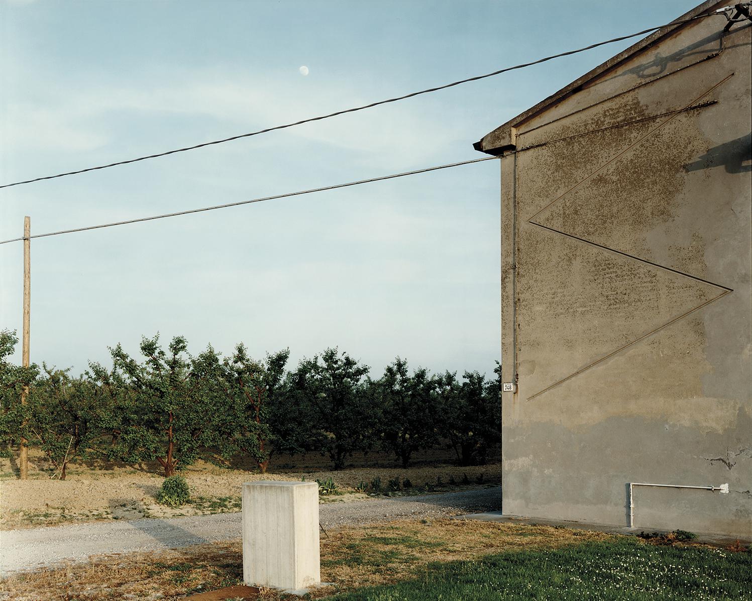 Guido Guidi, Via Mariana, Cesena